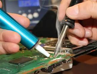Замена USB разъемов