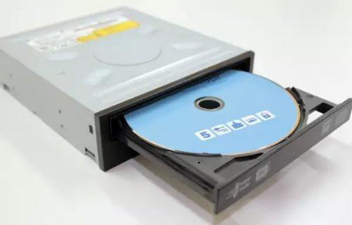 Замена DVD привода